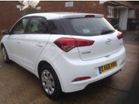 Hyundie i20 very low mileage only £5795