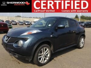 2013 Nissan Juke SL AWD|BLUETOOTH| HEATED SEATS|FOG|SUNROOF