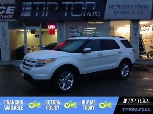 2012 Ford Explorer Limited ** Nav, Leather, 4X4, Bluetooth **