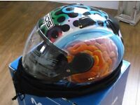 AGV / MDS Brainstorm Motorbike Helmet Size Large Brand New in Box, Never Worn.