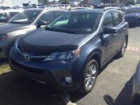 2013 Toyota RAV4 Limited , CUIR, GPS, TOIT **NOUVEL ARRIVAGE!!