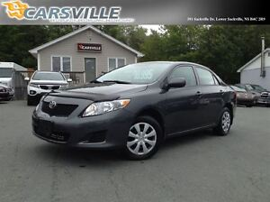 2010 Toyota Corolla ONLY 91KMS!!