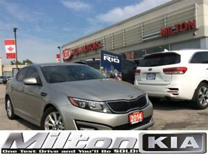 2014 Kia Optima EX | LEATHER | BACKUP CAMERA | ABS
