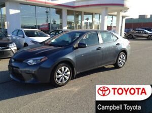 2015 Toyota Corolla LE--HEATED CLOTH--REAR CAMERA--1 OWNER