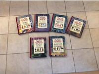 6 The Eventful 20th Century books.