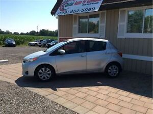 2012 Toyota Yaris LE - FREE WINTER TIRE PACKAGE London Ontario image 2