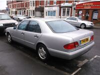 MERCEDES E 280 AUTO VERY VERY CLEAN CAR MOT NOV £795 ONO