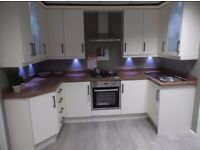£1720 Ex-Display Clearance Symphony Milano Newport Kitchen