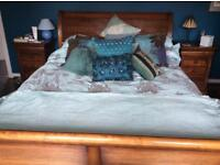Beautiful Bedroom Furniture in Cherry Wood,