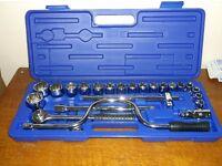 24 piece metric socket set