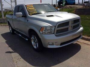 2012 Ram 1500 SPORT/QUAD CAB/4X4