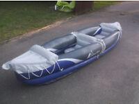 2 man inshore 335iv kayak