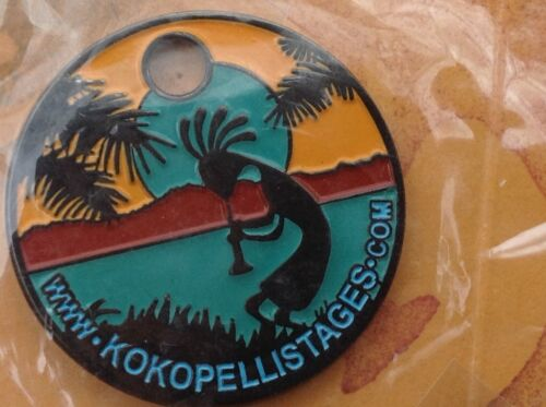 V3 KOKOPELLI STAGES RARE LIMITED EDITION PATHTAG with blue glow  NEW !