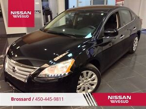 2013 Nissan Sentra 1.8 S ***SEULEMENT 47,10$ PAR SEMAINE***