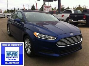2015 Ford Fusion SE | Power Options | Low Km's | Like New |