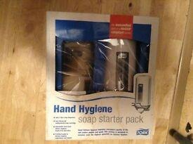 TORK Hand Hygiene Soap Starter Pack For Kitchen 626575