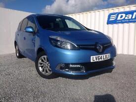 Renault Grand Scenic Dynamique Nav 1.5 dCi 110 Diesel (blue) 2014