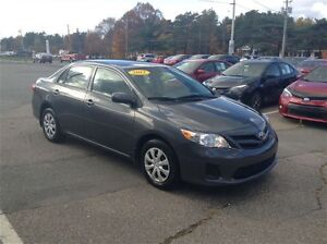 2012 Toyota Corolla CE  EXT WARRANTY! ONLY $129 BIWEEKLY 0 DOWN!