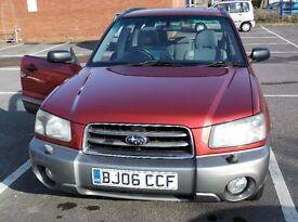 * REDUCED * 2006 Subaru Forester 2l Auto