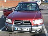 * REDUCED * 2006 Subaru Forester 2l Auto