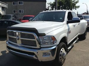 2011 Dodge RAM 3500 PICKUP Laramie Dually | Leather | Sunroof |