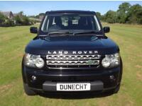 Land Rover Discovery 4 TDV6 GS (black) 2010-09-01