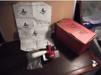 Vintage Arcoy Rabbetter with box, Wobble washers and instructions