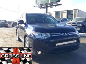 2014 Mitsubishi Outlander GT / 100% Approval / Everyone Approved