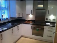Two bed, fully furnished apartment for rent in fashionable Earlsdon-2 bathrooms (including en suite)
