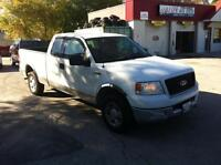 2004 Ford F-150 XLT 4x4 SUPERCAB  -  **** ONLY 125,000 Kms ****