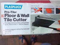 Plasplugs tile cutter