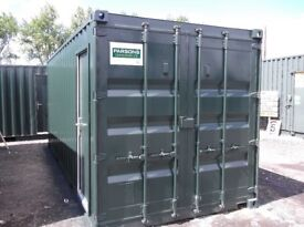 20FT BY 8FT Self Storage Containers