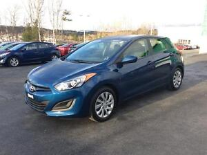 2014 Hyundai Elantra GT GL 5DR HATCH - LOW KM'S AND PURE VALUE!