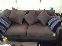 Lloyd Loom original sofa and chair