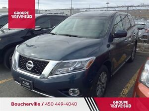 2013 Nissan Pathfinder S**AWD**ATTACHE REMORQUE**