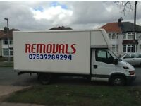 NEED A URGENT MAN & VAN, HOUSE REMOVALS,FLAT,OFFICE THEN LOOK NO FURTHER!!!!!