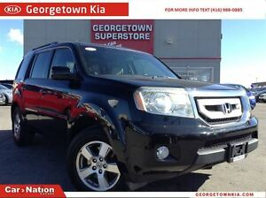 2010 Honda Pilot EX-L LEATHER | ROOF | DVD | BACK UP CAMERA