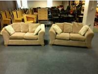 2 x 2 seater sofa Mint condition
