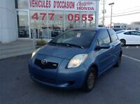 2007 Toyota Yaris RS LIQUIDATION TEXTO 514-794-3304