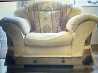 Mexican Sofa and Chair BARGAIN!!!