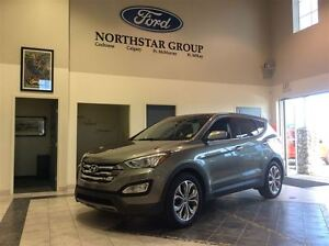 2013 Hyundai Santa Fe Sport 2.0T Limited, ACCIDENT FREE CARPROOF