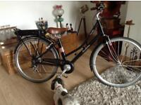 Ladies e-bike Pendleton VP Somerby 17'' first purchased Jan 2018 . Excellent condition hardly used.