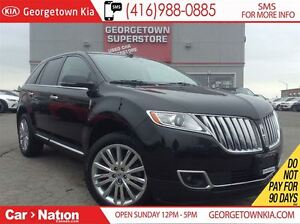 2014 Lincoln MKX NAVI   LEATHER   PANO ROOF   HEATED/COOLED SEAT