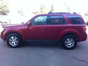 2010 Ford Escape Totally Loaded LIMITED Package