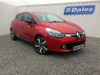 Renault Clio Dynamique S Nav 0.9 TCE 90 Petrol (red - nnp) 2014