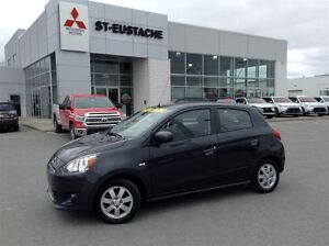 2014 Mitsubishi Mirage SE  **AUTOMATIQUE/CVT **BLUETOOTH**A/C**
