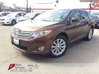 2011 Toyota Venza LEATHER ROOF AWD
