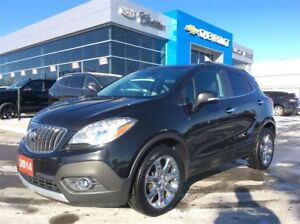 2014 Buick Encore Leather | Bluetooth | Remote Start | Rear Cam
