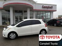 2007 Toyota Yaris LE WHAT A DEAL  LOCAL TRADE