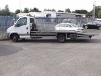 Car recovery delivery breakdown service